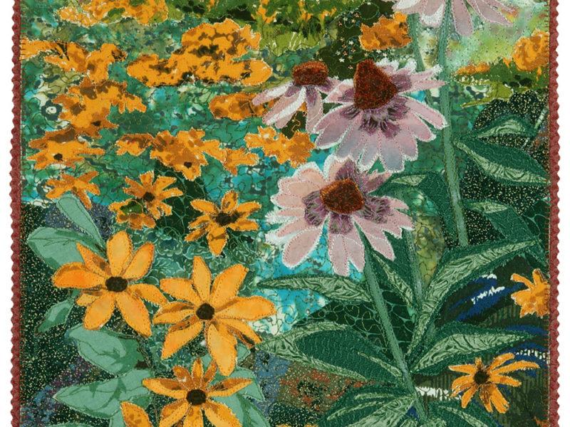 Echinacea and Black-eyed Susans
