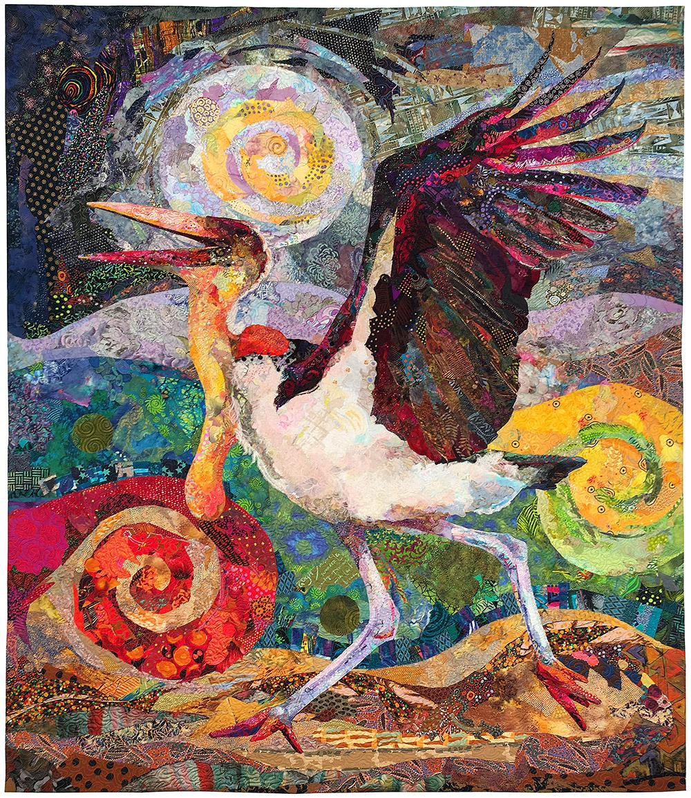 "In Progress: Introducing ""Kaloli Moondance"" | Susan Carlson Quilts : serendipity quilts susan carlson - Adamdwight.com"