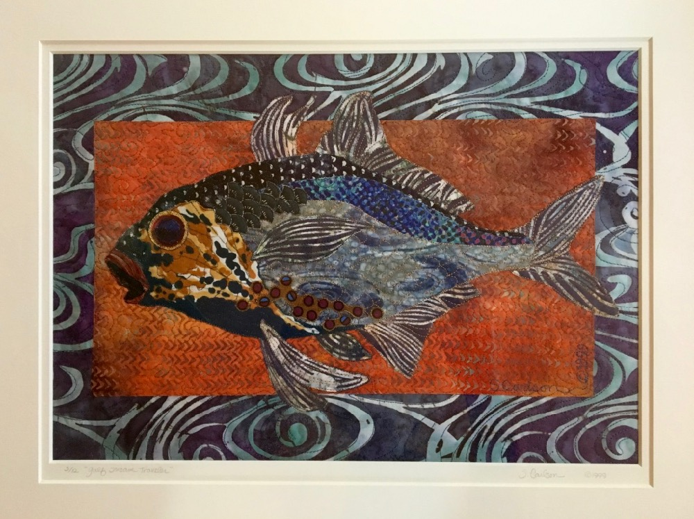 Hang It Up: Making Your Art Quilt Art   Susan Carlson Quilts