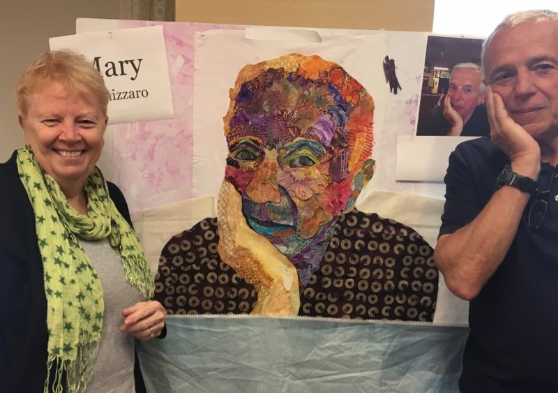 On the Road: October 2017 Maine All Levels Quilt Retreat