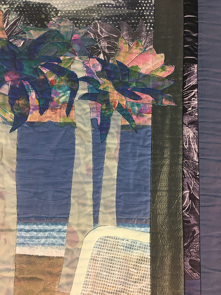 Quilt Stories: California Dreams, A Sepia-Toned Update
